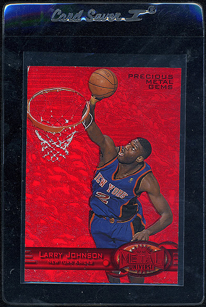 1997-98-metal-universe-precious-metal-gems-88-larry-johnson
