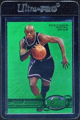 1997-98-metal-universe-precious-metal-gems-emerald-111-mitch-richmond