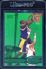 1997-98-metal-universe-precious-metal-gems-emerald-50-shaquille-oneal