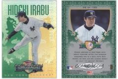 1998-donruss-crusade-green-executive-master-set-edition-36-hideki-irabu