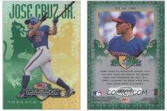 1998-donruss-crusade-green-executive-master-set-edition-51-jose-cruz-jr
