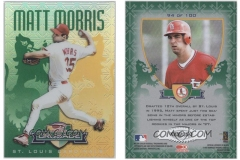 1998-donruss-crusade-green-executive-master-set-edition-94-matt-morris