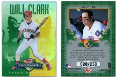 1998-donruss-crusade-green-45-will-clark