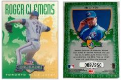 1998-donruss-crusade-green-48-roger-clemens