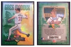 1998-donruss-crusade-green-55-greg-maddux
