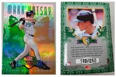 1998-leaf-rookies-and-stars-crusade-update-green-108-mark-kotsay