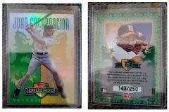1998-leaf-rookies-and-stars-crusade-update-green-111-juan-encarnacion
