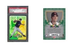 1998-leaf-rookies-and-stars-crusade-update-green-116-eric-milton