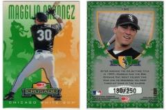1998-leaf-rookies-and-stars-crusade-update-green-130-magglio-ordonez