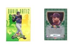1998-leaf-rookies-and-stars-crusade-update-green-replacement-110-david-ortiz