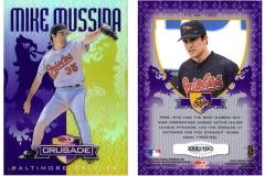 1998-donruss-crusade-purple-executive-master-set-edition-11-mike-mussina