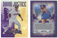 1998-donruss-crusade-purple-executive-master-set-edition-21-david-justice