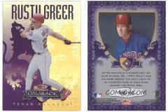 1998-donruss-crusade-purple-executive-master-set-edition-47-rusty-greer