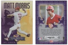 1998-donruss-crusade-purple-executive-master-set-edition-94-matt-morris