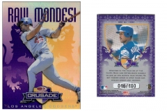1998-donruss-crusade-purple-80-raul-mondesi