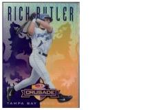1998-leaf-rookies-and-stars-crusade-update-purple-107-rich-butler