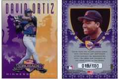 1998-leaf-rookies-and-stars-crusade-update-purple-110-david-ortiz