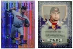 1998-leaf-rookies-and-stars-crusade-update-purple-112-jaret-wright