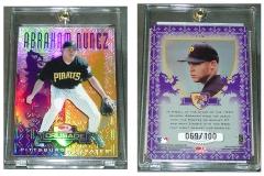 1998-leaf-rookies-and-stars-crusade-update-purple-119-abraham-nunez