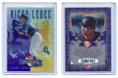 1998-leaf-rookies-and-stars-crusade-update-purple-120-ricky-ledee