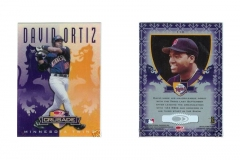 1998-leaf-rookies-and-stars-crusade-update-purple-replacement-110-david-ortiz