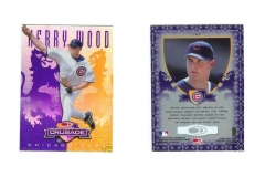 1998-leaf-rookies-and-stars-crusade-update-purple-replacement-127-kerry-wood