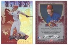 1998-donruss-crusade-red-executive-master-set-edition-47-rusty-greer