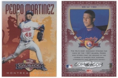 1998-donruss-crusade-red-executive-master-set-edition-85-pedro-martinez