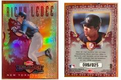 1998-leaf-rookies-and-stars-crusade-update-red-120-ricky-ledee
