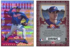 1998-leaf-rookies-and-stars-crusade-update-red-121-carl-pavano