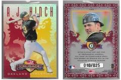 1998-leaf-rookies-and-stars-crusade-update-red-123-aj-hinch