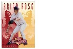 1998-leaf-rookies-and-stars-crusade-update-red-124-brian-rose