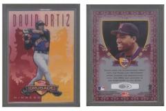 1998-leaf-rookies-and-stars-crusade-update-red-replacement-110-david-ortiz