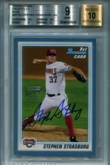 2010-bowman-prospects-blue-bp1b-stephen-strasburg-bgs9
