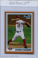 2010-bowman-prospects-orange-proof-bp1b-stephen-strasburg