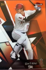 2018-finest-orange-refractor-100-shohei-ohtani