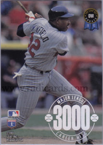 Dave Winfield 1993 Leaf #DW