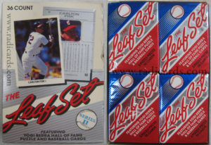 1990 Leaf Series 2 Box