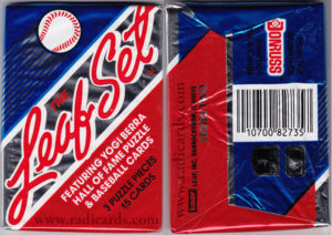 1990 Leaf Series 2 Baseball Pack