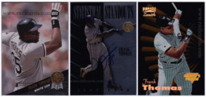Frank Thomas baseball cards