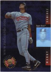 Manny Ramirez 1994 Upper Deck Next Generation #15