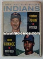 Tommy John 1964 Topps $146
