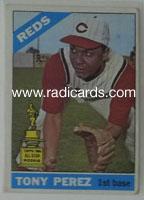 Tony Perez 1966 Topps #72