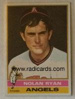 Nolan Ryan 1976 Topps #330
