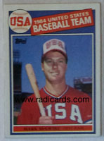 Mark McGwire 1985 Topps #401