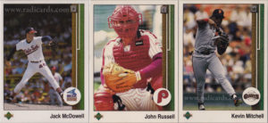 1989 Upper Deck Baseball Cards