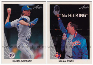 1990 Leaf Series 2 Baseball Stars