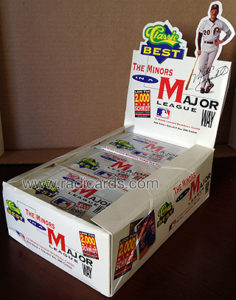 1991 Classic Best Baseball Box