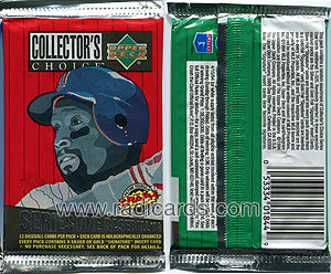 1994 Collector's Choice Baseball Pack