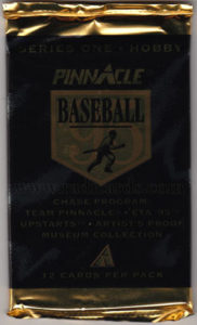 1995 Pinnacle Baseball Hobby Pack